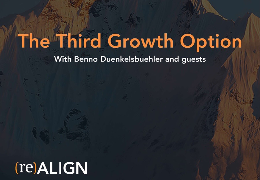 The Third Growth Option